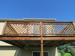 Omaha Deck Staining